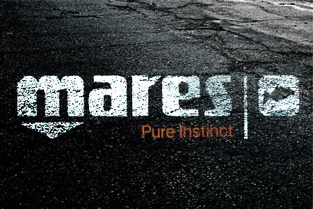 logo /// Mares