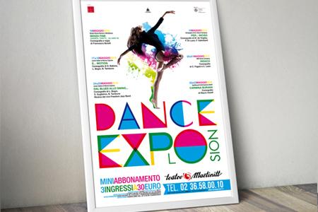 locandina /// DANCE expLosion